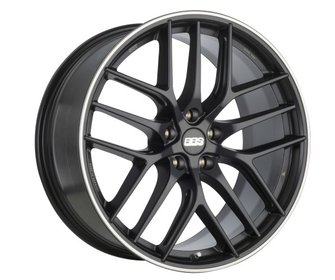 Диск колесный BBS CC-R тип CC2005 satin black 8x19 5x112 ET27 DIA82,0 +PFS kit